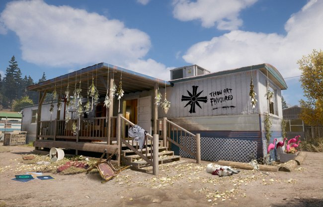 Far Cry 5 - Å lage en kult
