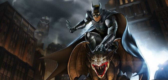 Batman: The Enemy Within annonsert