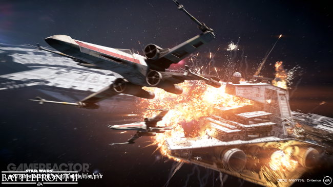 Star Wars Battlefront II - Starfighter Assault