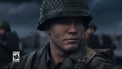 "Call of Duty: WWII - Meet ""Red"" Daniels"